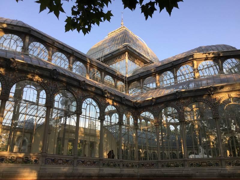 El Parque del Retiro, un paisaje con historia