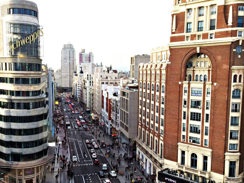 Gran Vía Tour: a walk on 20th century