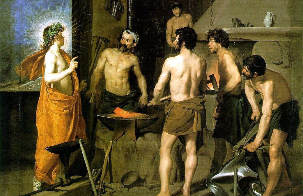 Velázquez: painter of painters