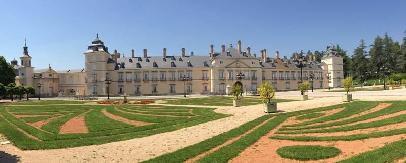 El Pardo, a hunter's palace