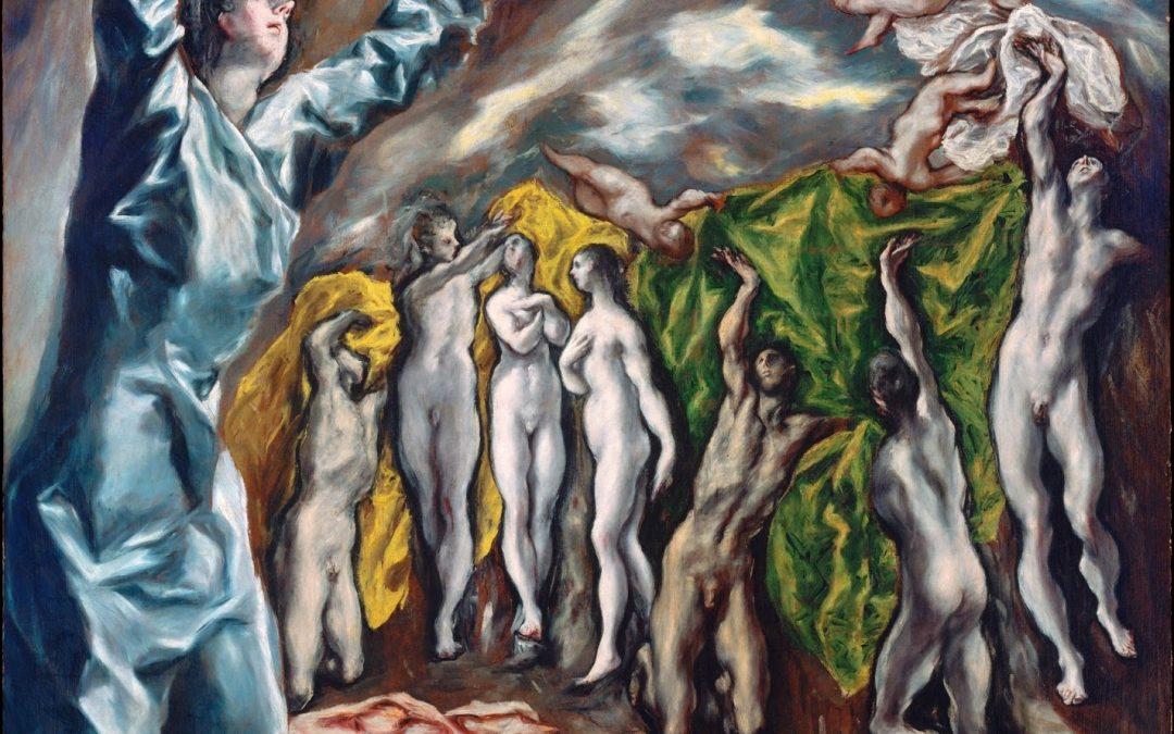 Conferencia: El Greco, pintor del espíritu