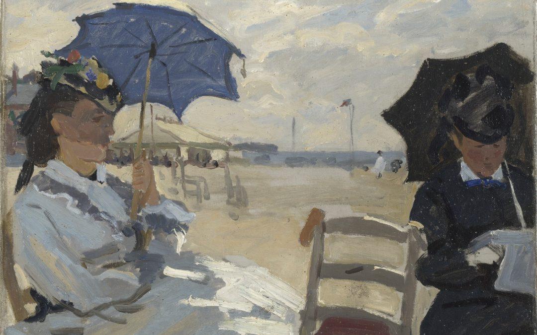 Exposición: Monet / Boudin