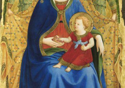 """Exposición: """"Fra Angelico y los comienzos del Renacimiento en Florencia"""""""