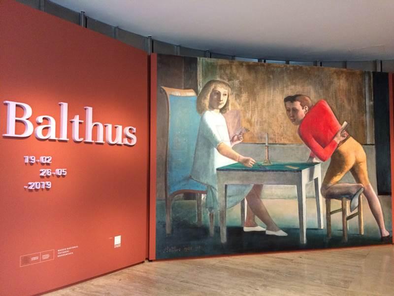 Balthus, examinado en el Thyssen