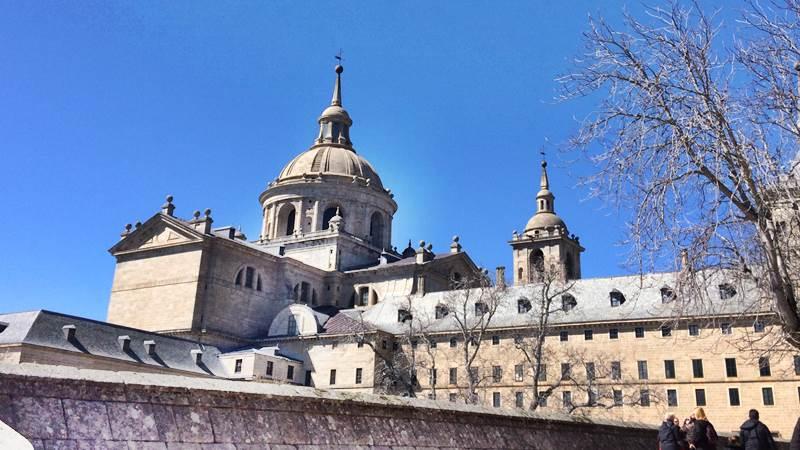 El Escorial: the pride of the Habsburgs