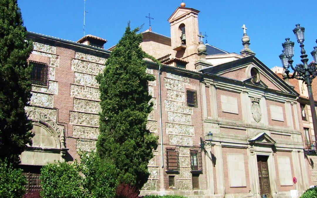 Descalzas Reales, a convent for princesses