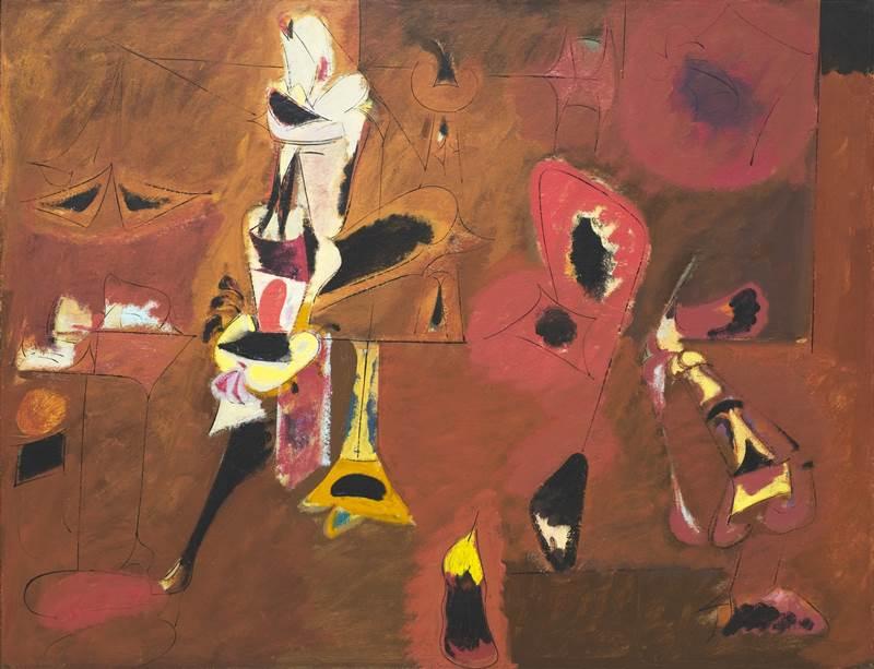 Curso de Arte: Pintura y escultura de 1939 a 1968. Destrucción y reconstrucción