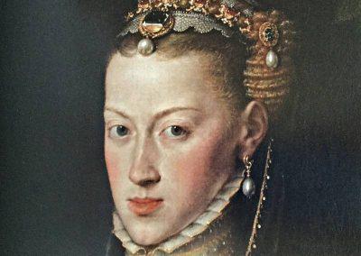 """Exposition: """"La otra Corte: mujeres de la Casa de Austria"""""""