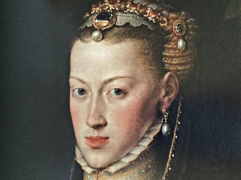 """Exhibition: """"La otra Corte: mujeres de la Casa de Austria"""""""