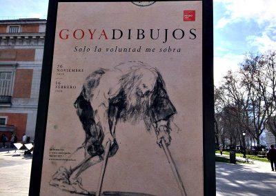 """Exhibition: """"Solo la voluntad me sobra"""""""