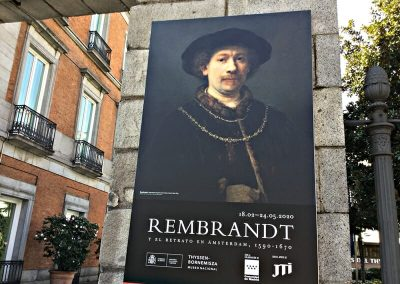 "Exhibition: ""Rembrandt and Amsterdam portraiture 1590-1670"""