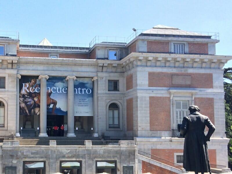 """""""Reencuentro"""": reabre el Museo del Prado con un montaje especial"""