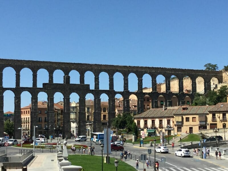 Segovia: rois, chevaliers, marchands
