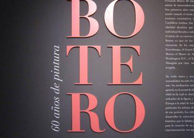 """Exposition: """"Botero, 60 années de peinture"""""""