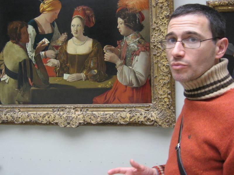 Curso: El Siglo del Barroco en Italia, Francia y los Países Bajos