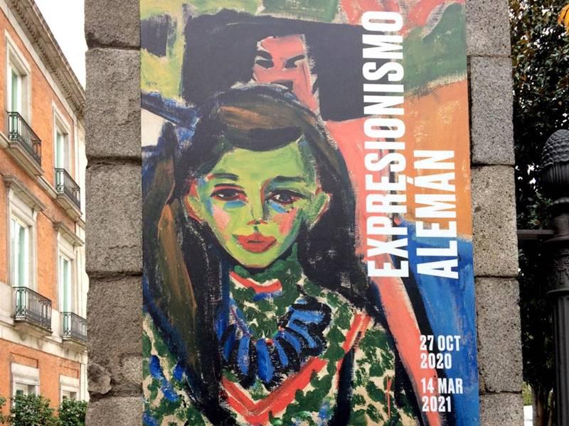El Museo Thyssen reúne toda la colección de Expresionistas Alemanes del barón Hans-Heinrich