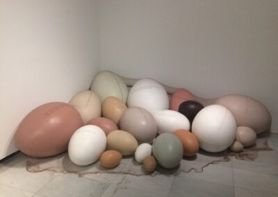 "Exhibition: ""Bene Bergado. Irreversible"""