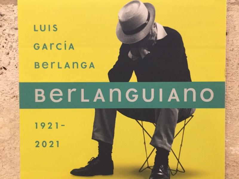 """Defina """"berlanguiano""""…"""