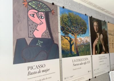 """Exhibition: """"The last lesson. The Carmen Sánchez legacy"""" (& other recent acquisitions & donations to the Prado )"""