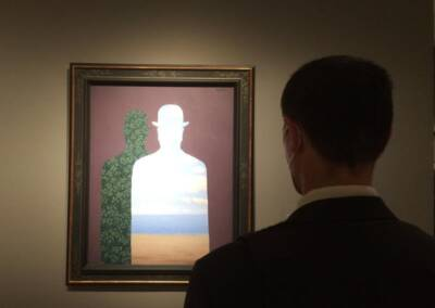 """Exhibition: """"The Magritte machine"""""""