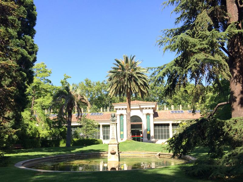 Patrimonio UNESCO: el Jardín Botánico, paisaje de la Ciencia
