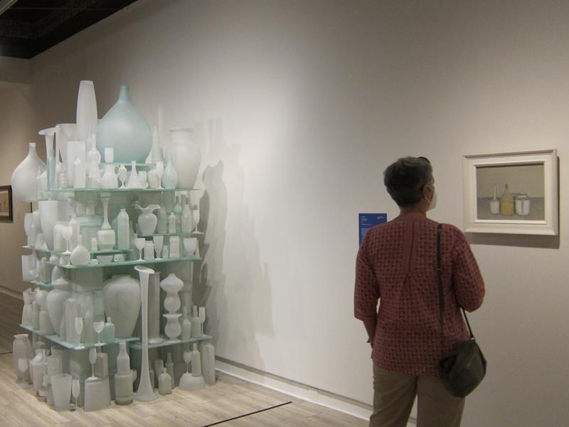 "Exposición: ""Morandi. Resonancia infinita"""